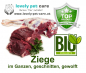 Mobile Preview: Bio Ziegenfleisch 125,250,500,1000g